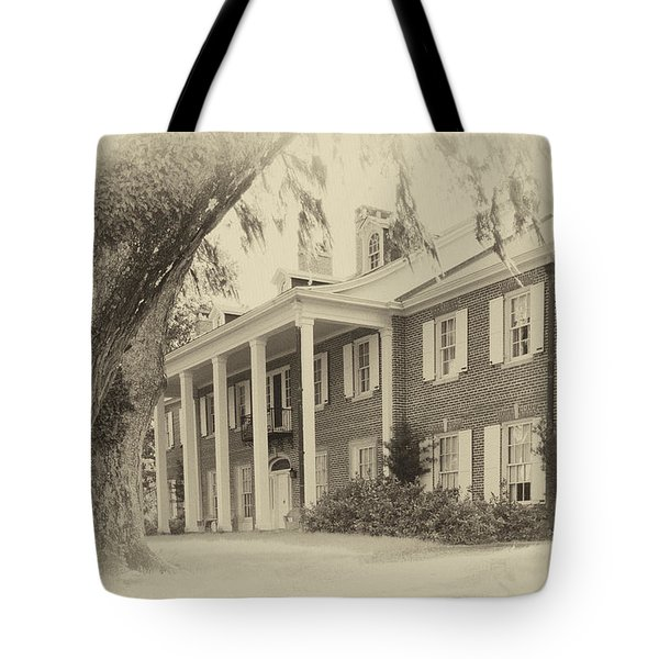 The Baruch House Tote Bag