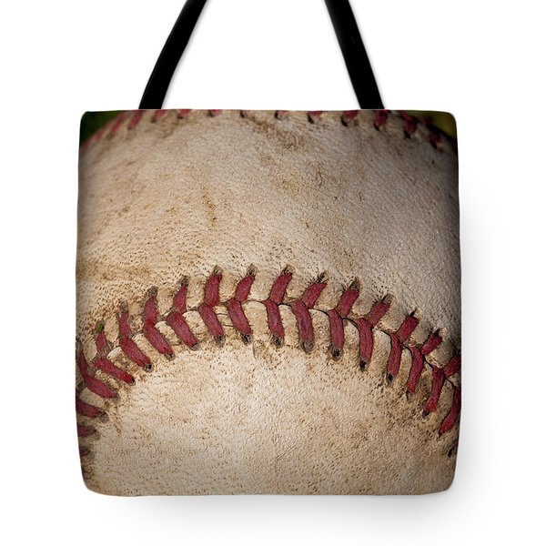 The Baseball II Tote Bag by David Patterson