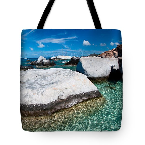 The Baths Tote Bag