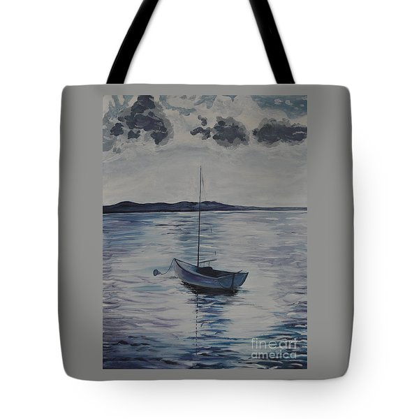 The Bay Tote Bag by Sally Rice