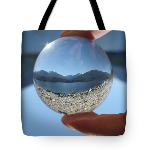 The Beach Tote Bag by Cathie Douglas