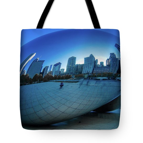 The Bean Tote Bag by Jonah  Anderson