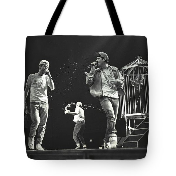 The Beastie Boys Tote Bag