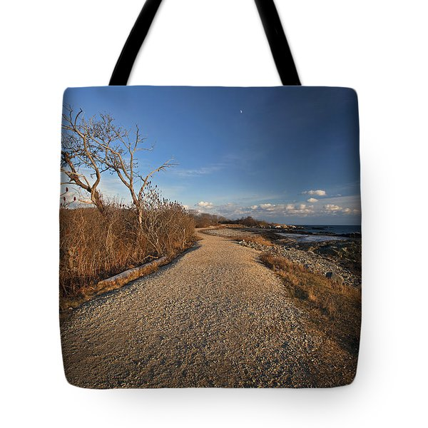 The Beaten Path Tote Bag by Eric Gendron