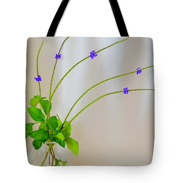 The Beauty In Wildflowers Tote Bag
