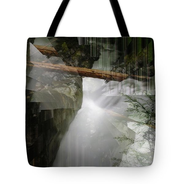 The Beauty  Tote Bag by Jeff Swan