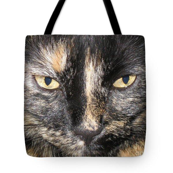 The Beauty Mau Tote Bag