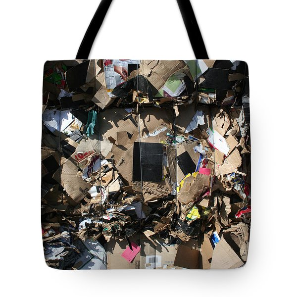 The Beauty Of Recycling Tote Bag