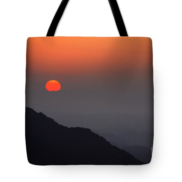 The Beginning Tote Bag by Hannes Cmarits