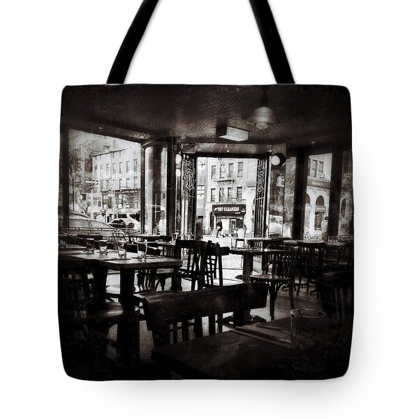 The Belcourt Tote Bag