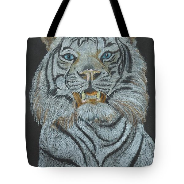 The Bengal Tote Bag by Carol Wisniewski