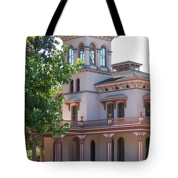The Bidwell Mansion Tote Bag