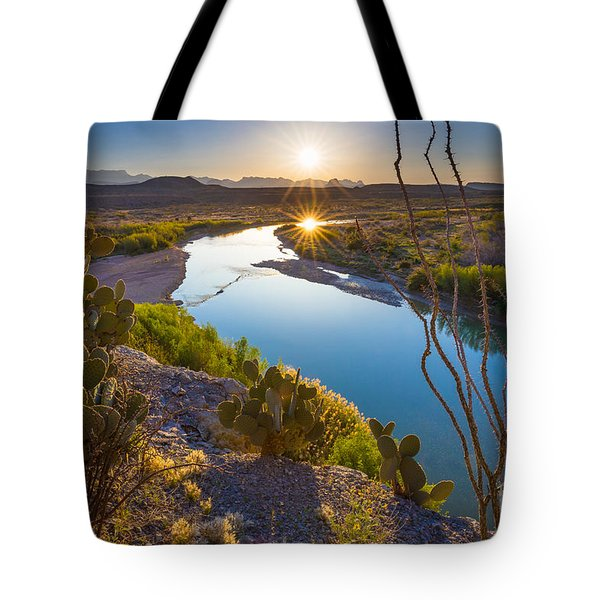 The Big Bend Tote Bag
