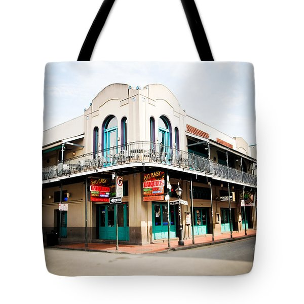 The Big Easy Tote Bag by Sylvia Cook