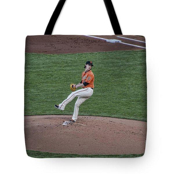 The Big Pitcher Tote Bag