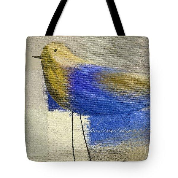The Bird - J100124164-c21 Tote Bag