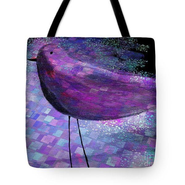 The Bird - S40b Tote Bag by Variance Collections