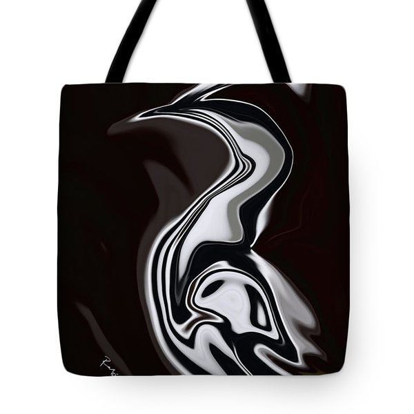 The Bird Unknown 3 Tote Bag