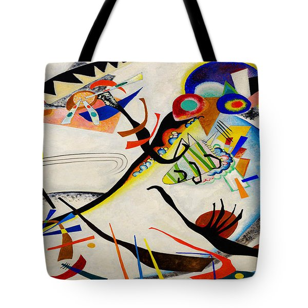 The Bird Tote Bag by Wassily Kandinsky