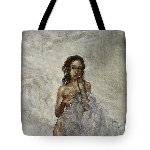The Birth Of Aphrodite  Tote Bag