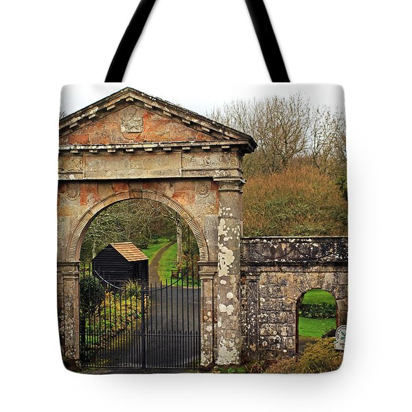 The Bishop's Gate Tote Bag