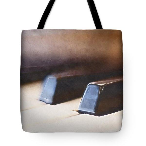 The Black Keys Tote Bag