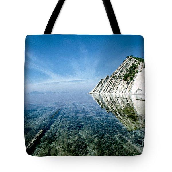 The Black Sea Coast Tote Bag by Vladimir Sidoropolev