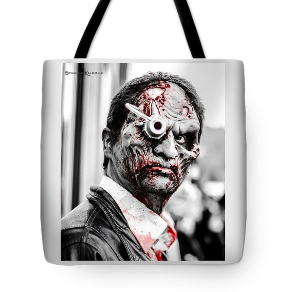 The Bloody Devil Tote Bag