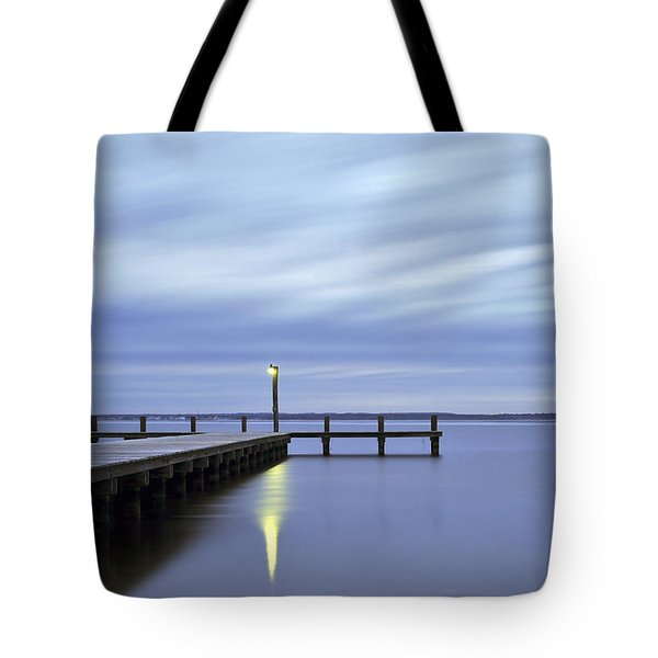 The Blues Lavallette New Jersey Tote Bag