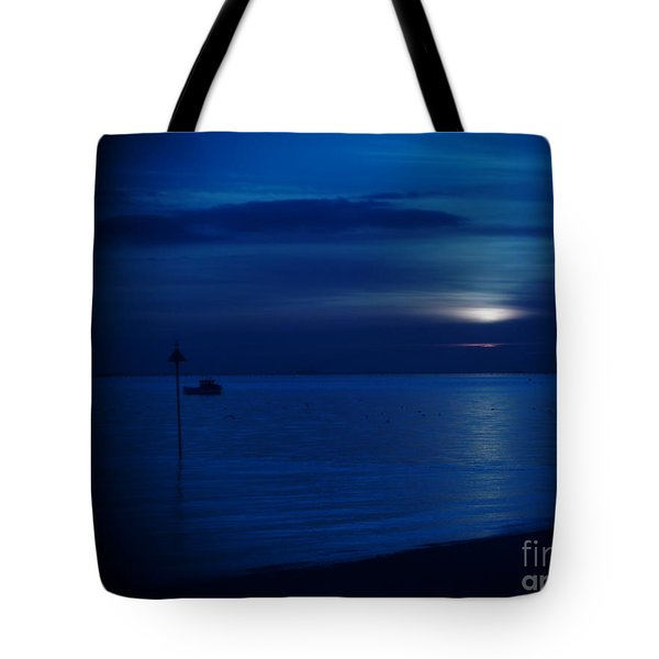 The Blues Tote Bag by Vicki Spindler