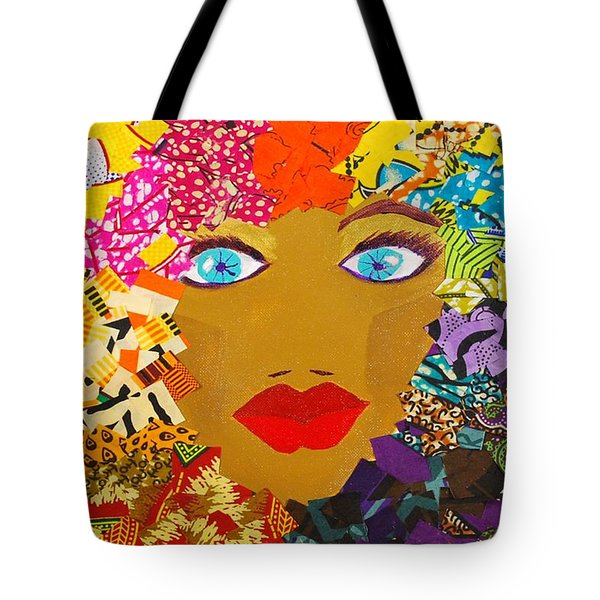 The Bluest Eyes Tote Bag