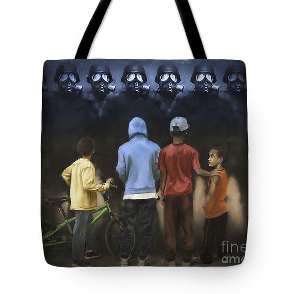 The Boogie Men Tote Bag