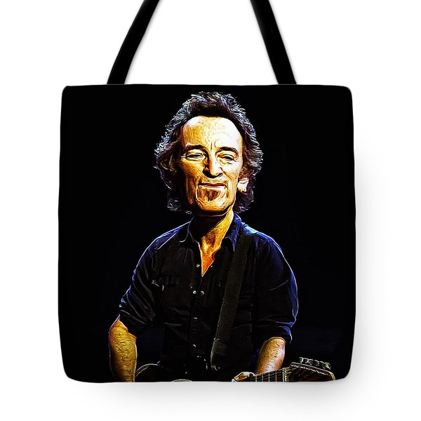 The Boss Tote Bag by Bill Cannon