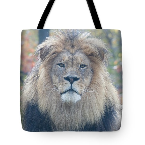 The Boss Tote Bag by Chris Scroggins