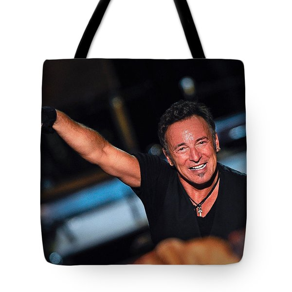The Boss Tote Bag by Rafa Rivas
