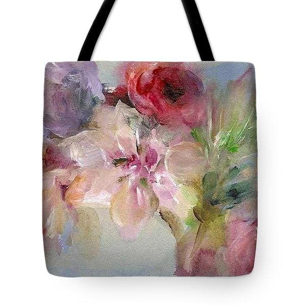 The Bouquet Tote Bag