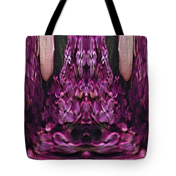 The Bouquet Unleashed 39 Tote Bag by Tim Allen