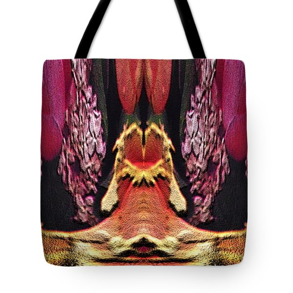 The Bouquet Unleashed 40 Tote Bag by Tim Allen