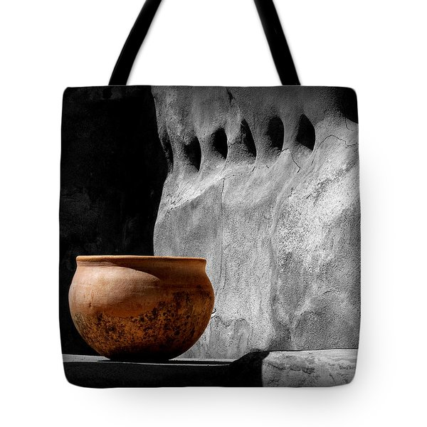 Tote Bag featuring the photograph The Bowl by Lucinda Walter