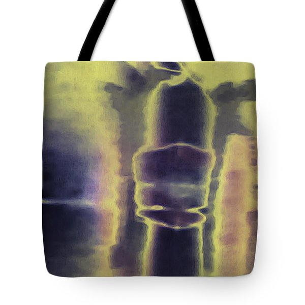 The Boxer Tote Bag by Jim Zimmerman
