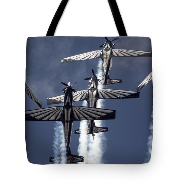 The Brake Tote Bag by Paul Job