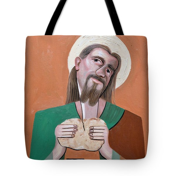 The Bread Of Life Tote Bag by Anthony Falbo