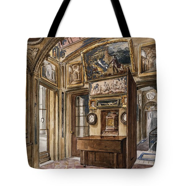 The Breakfast Room Tote Bag by Charles James Richardson