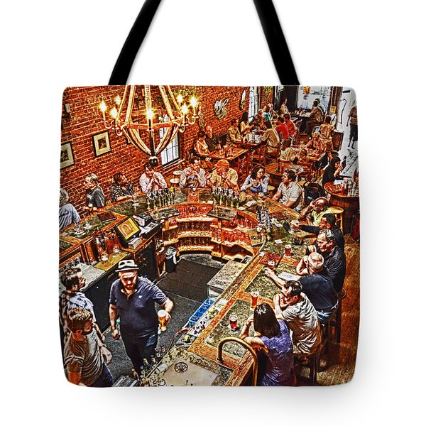 The Brick Store Pub Tote Bag