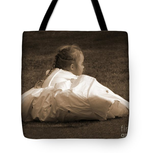 The Bridesmaid Tote Bag by Terri Waters