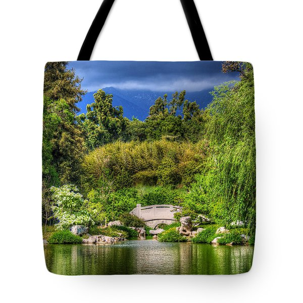 The Bridge 12 Tote Bag
