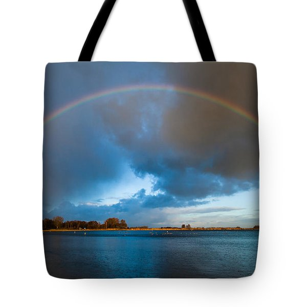The Bridge Across Forever Tote Bag