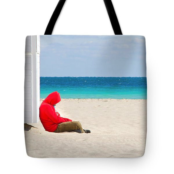 The Bright Side Tote Bag by Keith Armstrong