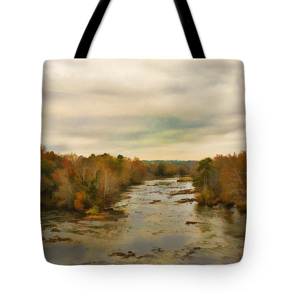 The Broad River Tote Bag