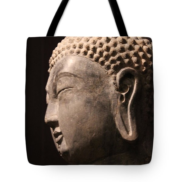Tote Bag featuring the photograph The Buddha 2 by Lynn Sprowl